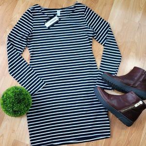 NWT Hayden Los Angeles Nautical Stripe Dress